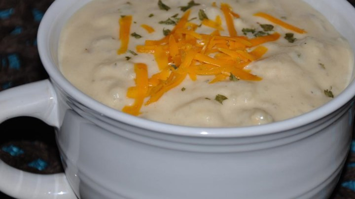Baked Potato Soup IV