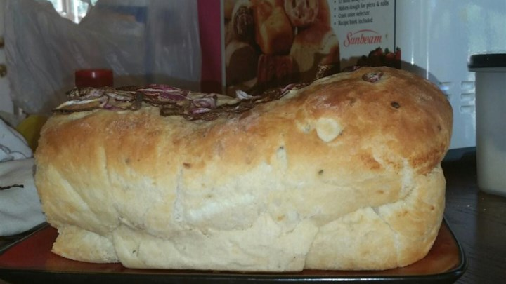 Onion Bread II