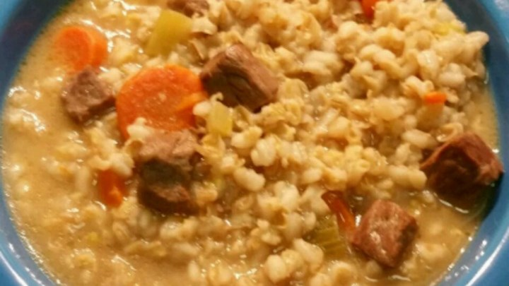 Home Recipes Soups, Stews and Chili Soup Vegetable Soup Barley Soup