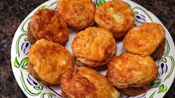 Christmas Morning Casserole Muffins
