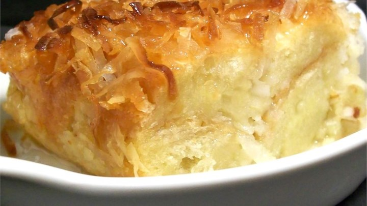 Coconut Bread Pudding Recipe - Allrecipes.com