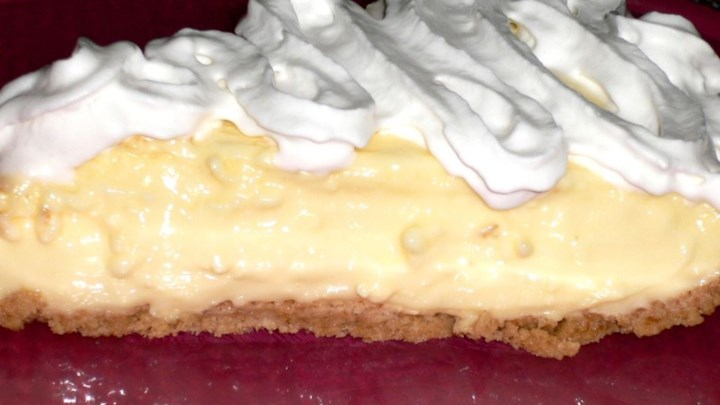 Quick and Easy Lemon Pie