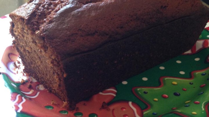 Ginger Banana Bread