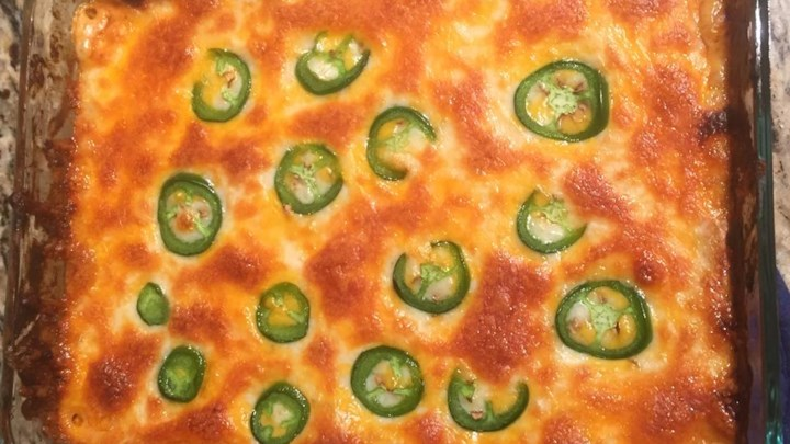 Cheesy Chili Dip II