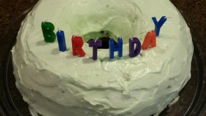 Pistachio Cake I