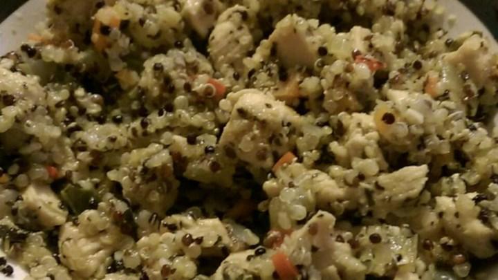 Chicken Quinoa