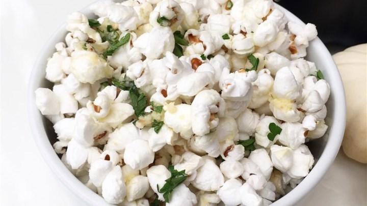 Truffle Lovers' Popcorn