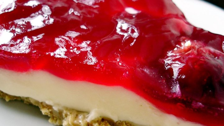 The Best Unbaked Cherry Cheesecake Ever - Review by JENELLEBELLE ...