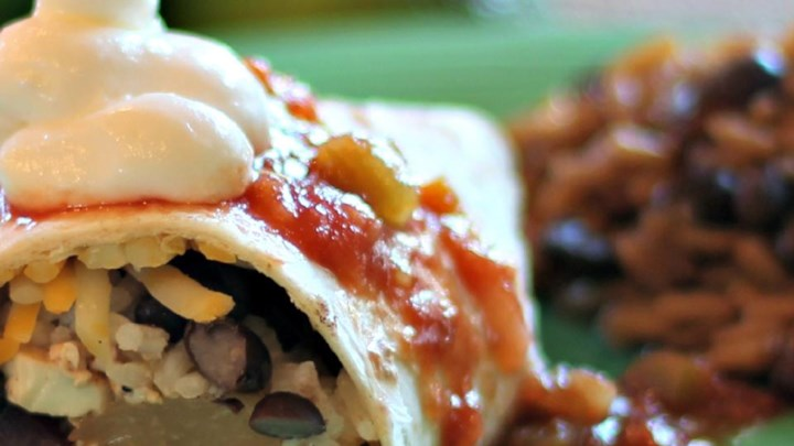 Vegetarian Jamaican Jerk Burrito Recipe - Allrecipes.com