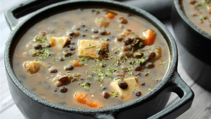 Hearty Lentil Soup I