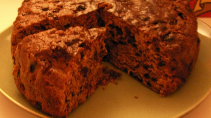 Paleo Rich Dark Fruitcake | Paleo Recipes