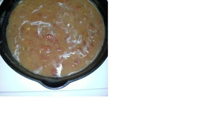 Rick's Tomato Gravy