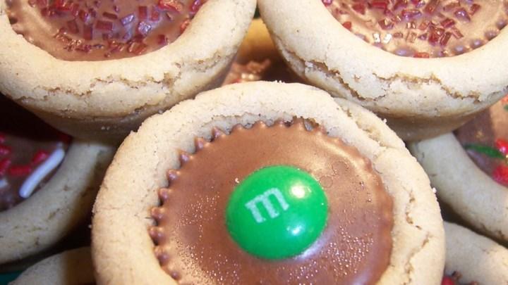 Peanut Butter Cup Cookies III