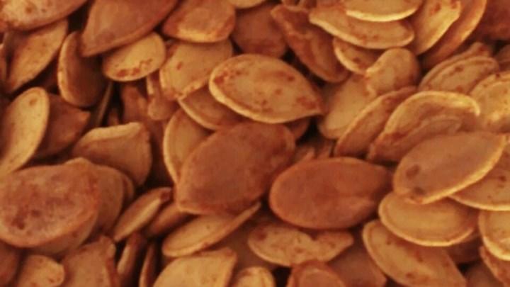 Mexican-Spiced Pumpkin Seeds