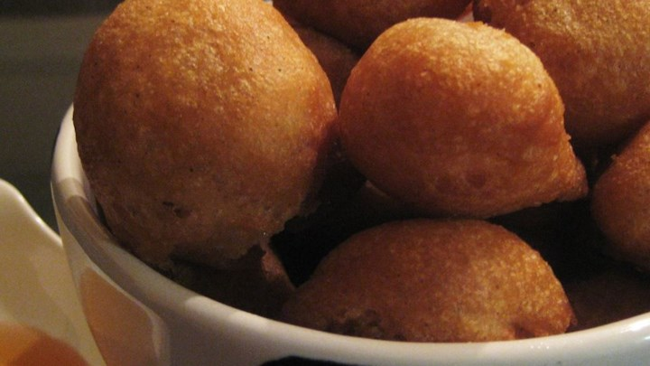 Coconut Puffs