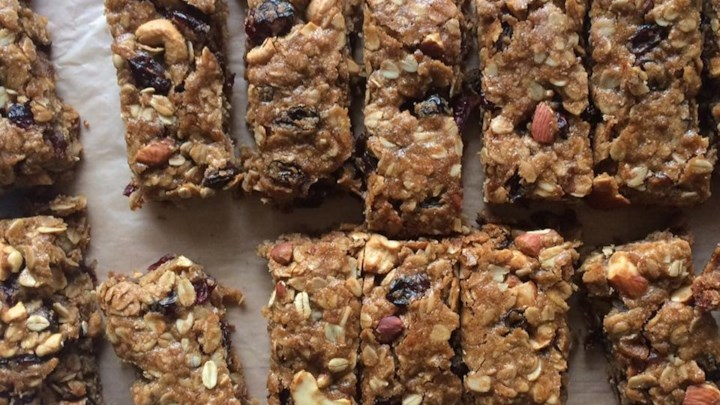 Home Recipes Appetizers and Snacks Snacks Granola Bars