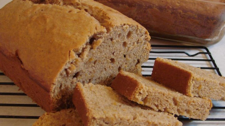 Sweet Potato Bread II