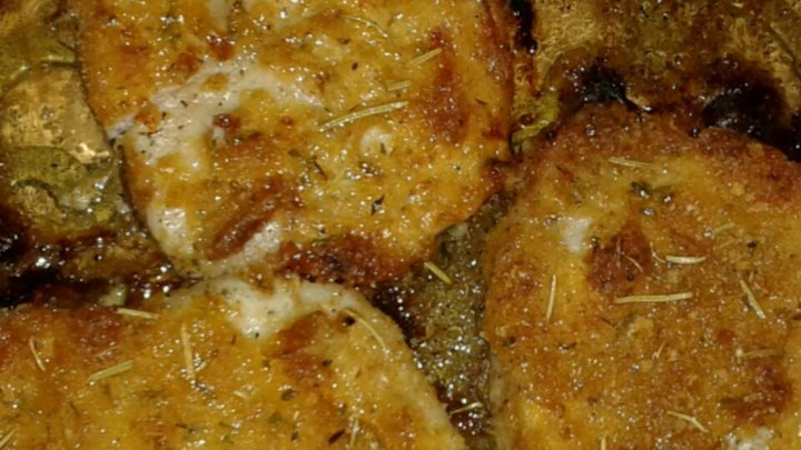 Sweet Smothered Pork Chops