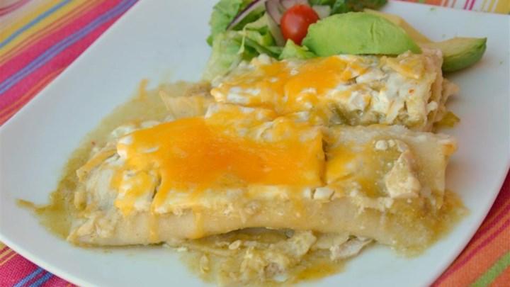 Linda's Enchiladas (Revised)