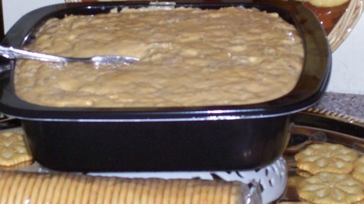 Tuna Cheese Dip
