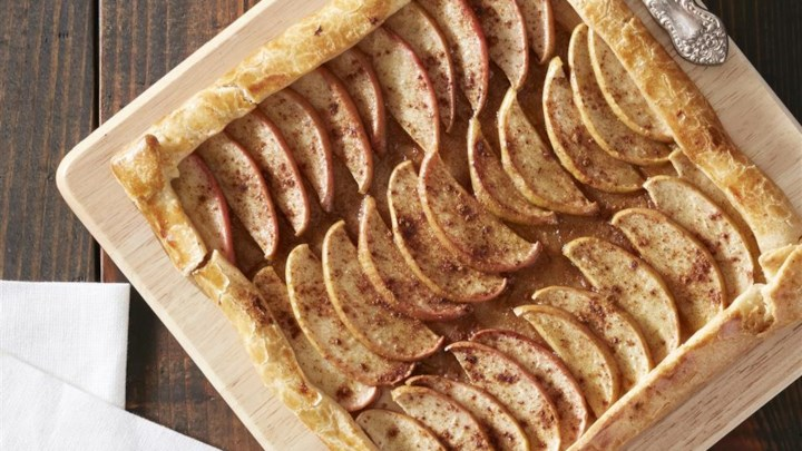 Browned Butter Apple Tart Recipe - Allrecipes.com
