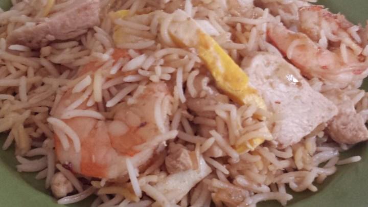 Home Recipes Main Dish Rice Fried Rice