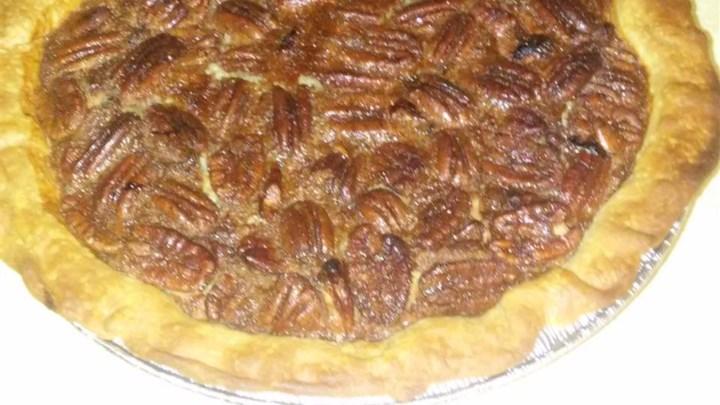 Southern Pecan Pie II