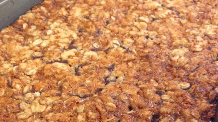 Apple Butter Bars