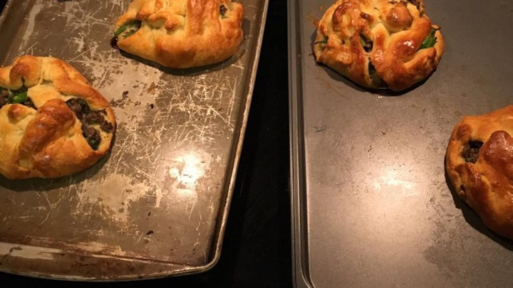 Broccoli-Beef Wellington
