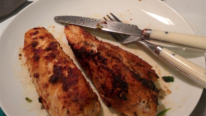 Spicy Garlic Lime Chicken Recipe - Allrecipes.com