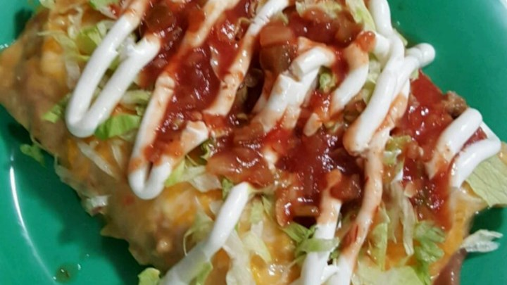 Quick Chicken Enchiladas