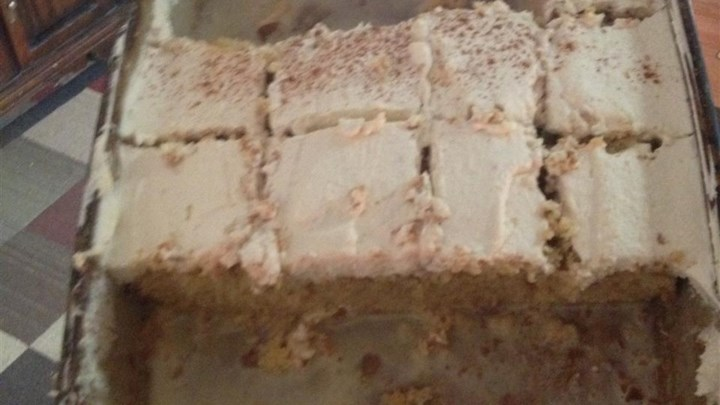 3 Milk Cake or Tres Leches