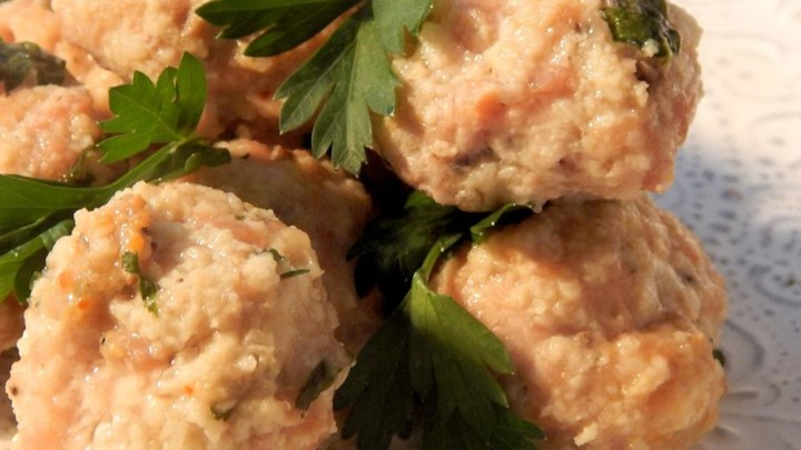 Ground Turkey Meatball Recipes Fast and friendly meatballs recipe ...