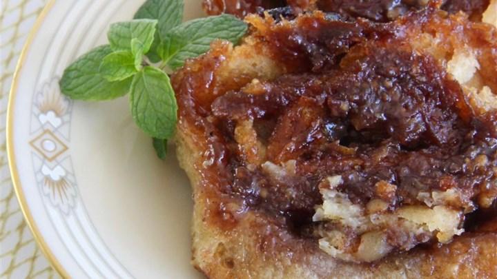 Apple Walnut Cinnamon Rolls Recipe - Allrecipes.com