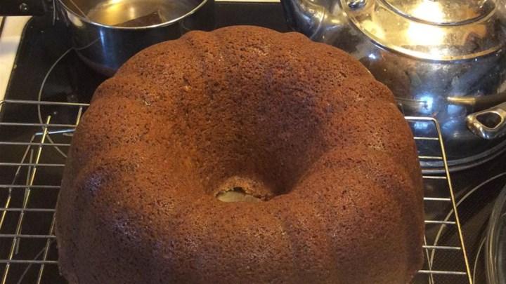 Poppy Seed Cake II