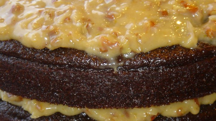 German Chocolate Cake Frosting II