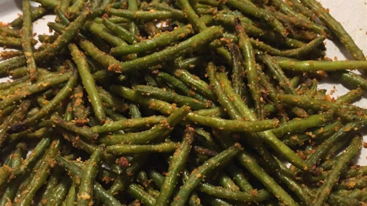 Fried Green Beans