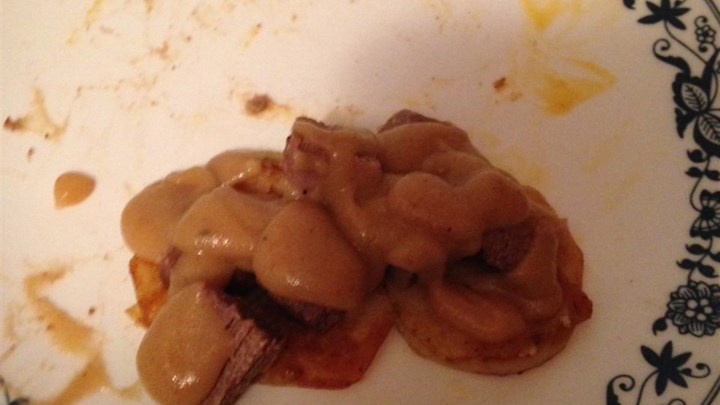 Venison Pot Roast and Gravy