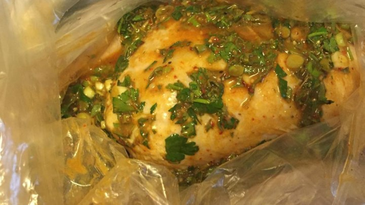 Chicken and Turkey Marinade