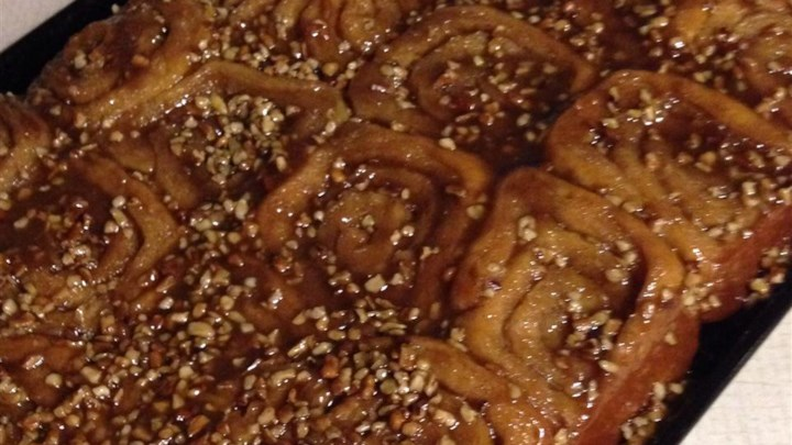 Mom-Mom's Sticky Buns
