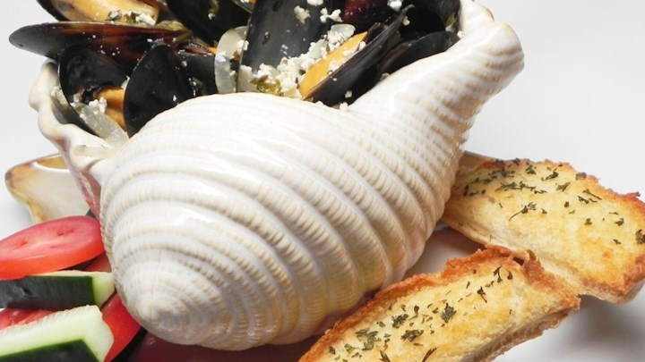 Greek Mussels