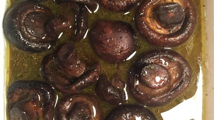 Crock-Pot® Mushrooms