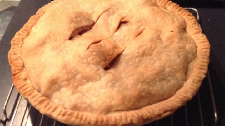 Mom's Apple Pie I
