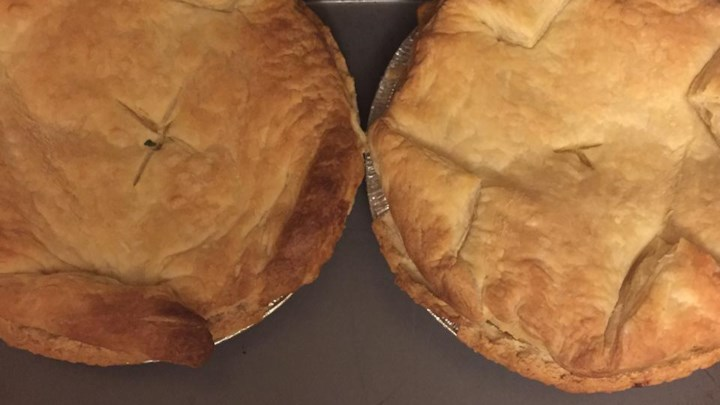 Healthier Chicken Pot Pie IX Recipe - Allrecipes.com