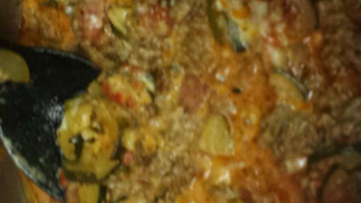 Zucchini Soup III