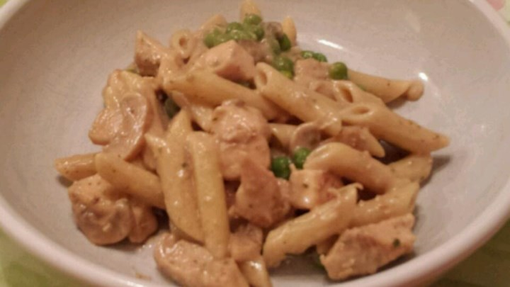 Kim's Chicken Alfredo