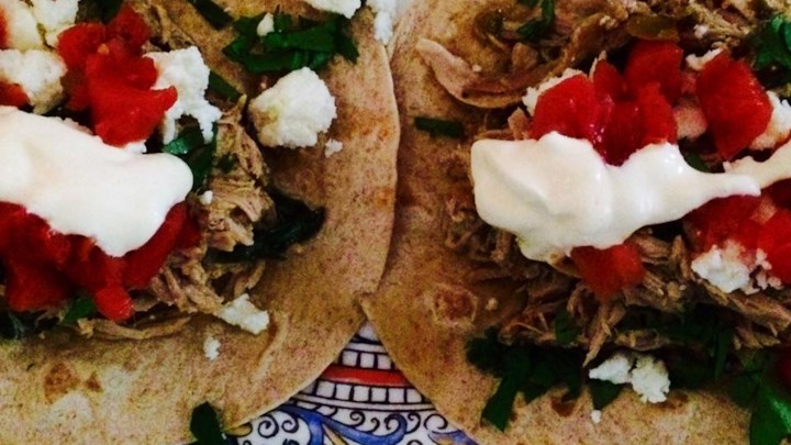 Charley's Slow Cooker Mexican-Style Pork