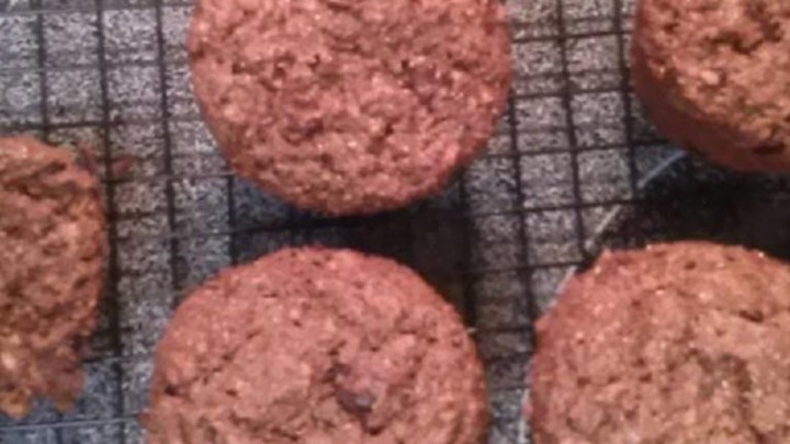 Alan's Ultimate Bran Muffins