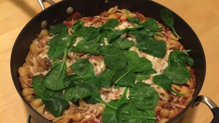 Souper Skillet Pasta