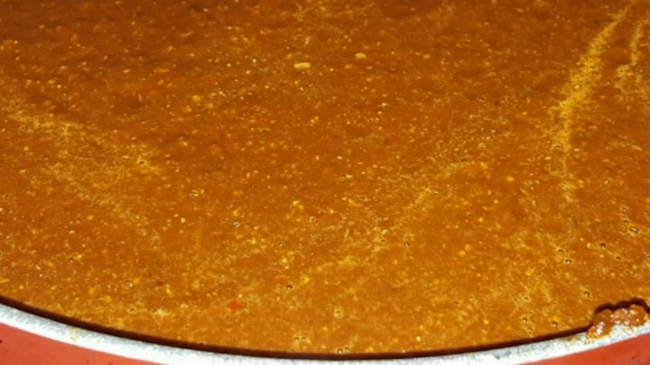 Authentic Dried Chile-Pepito Enchilada Sauce